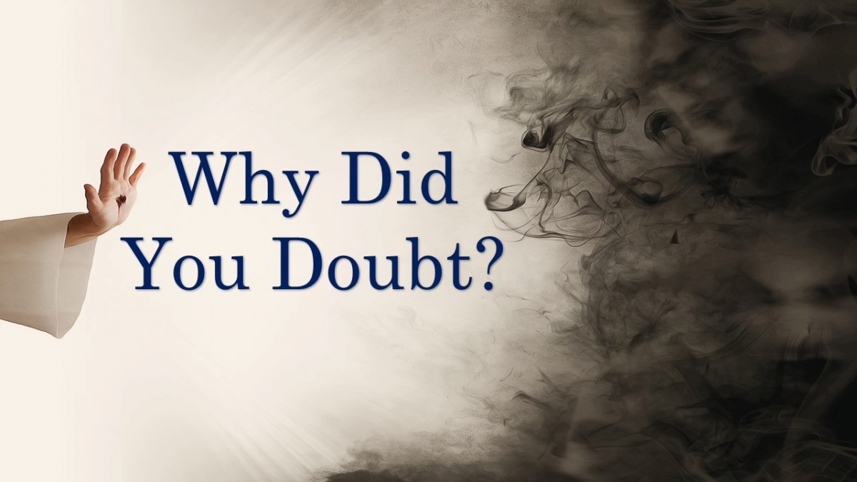 """Why Did You Doubt? (part 1) """"what Is Doubt""""  Faith Family. What Is Summary Of Qualifications On A Resume Template. Employment Warning Letter Template. Research Poster Template 48x36 Template. Steering Committee Presentation Example. Iti Fitter Resume Format. Sample Timesheet In Excel Template. Salary For Staff Accountant Template. Construction Contract Forms"""