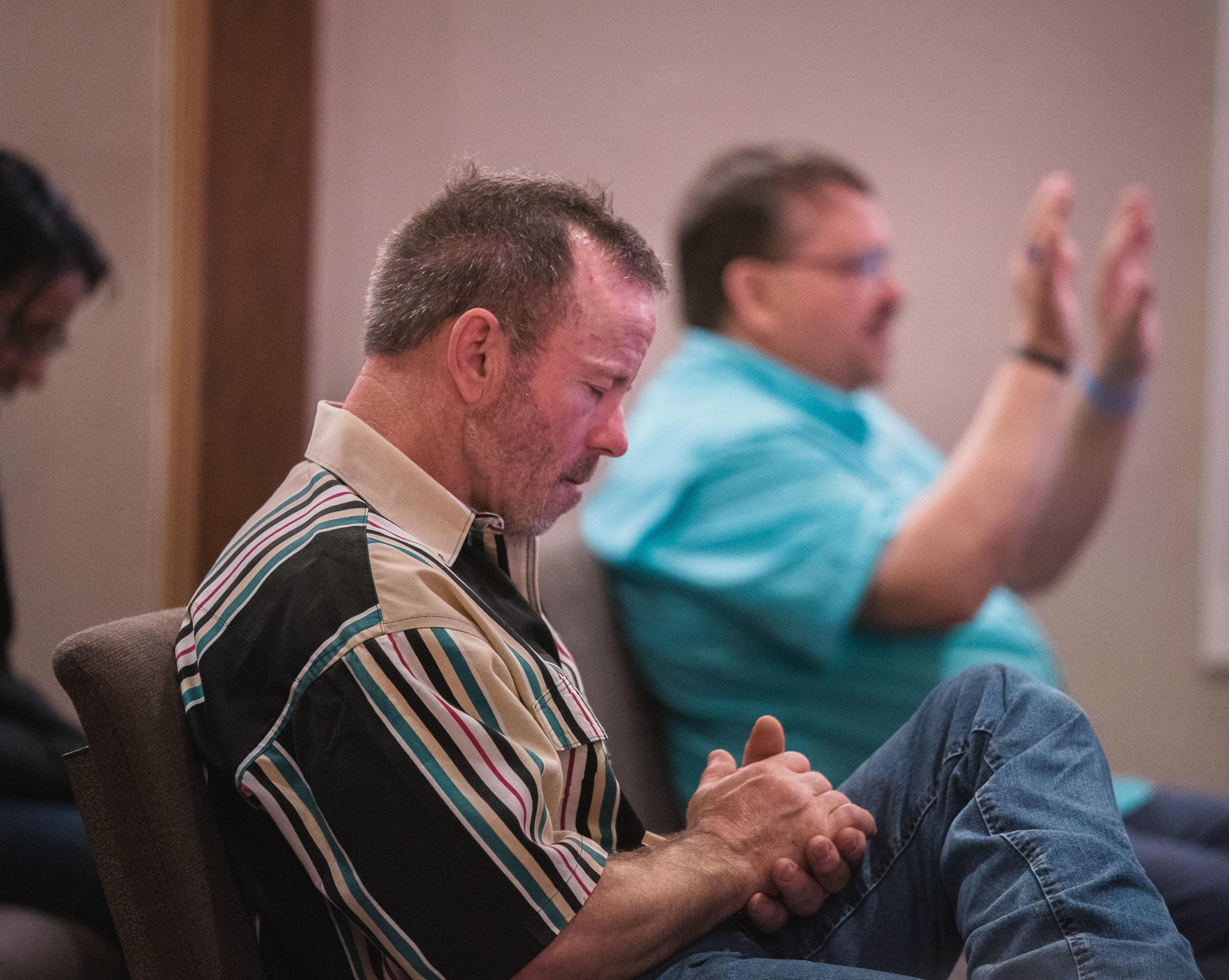 Mens group, Kingdom Builders at Faith Family Billings Church, Billings, MT