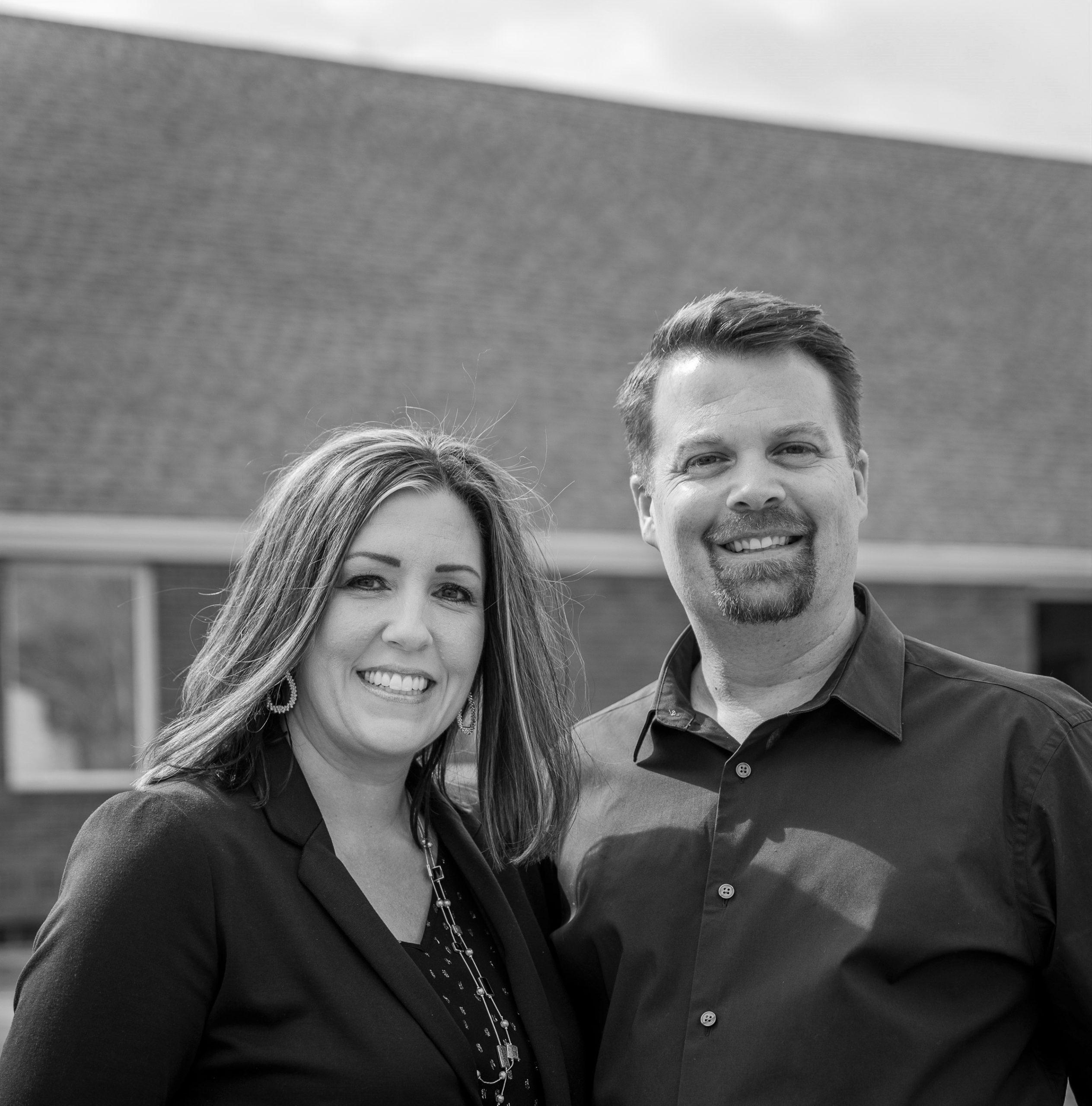 Sean and Heidi, Lead Pastors at Faith Family Billings Church, Billings, MT